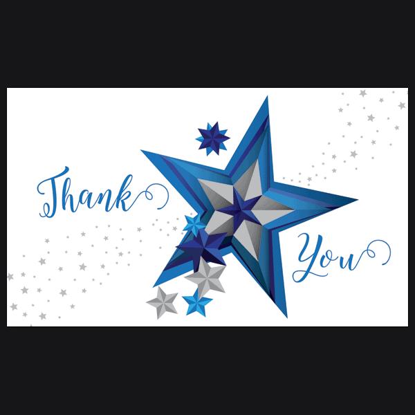 C704 Starry Thanks