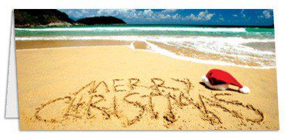 C942 - Christmas On The Beach