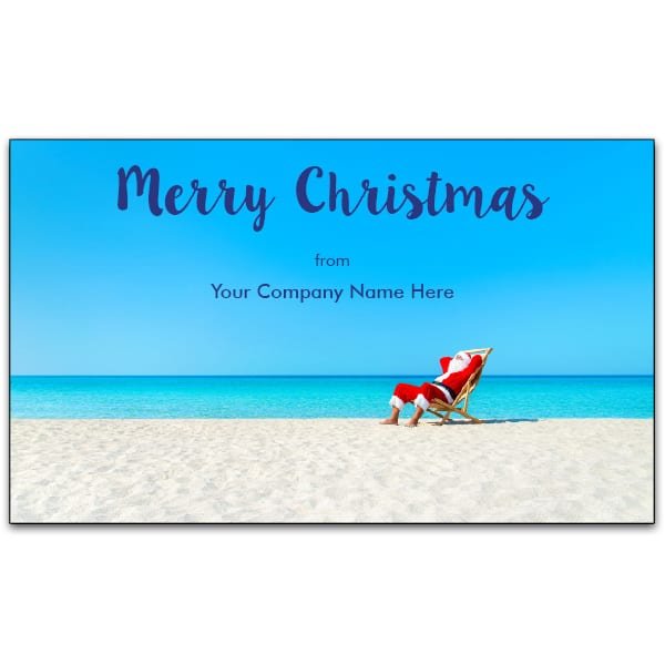 Deluxe Christmas Cards