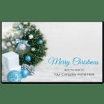 C125 - Custom Christmas Wreath