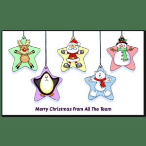 C363 - Christmas Crew