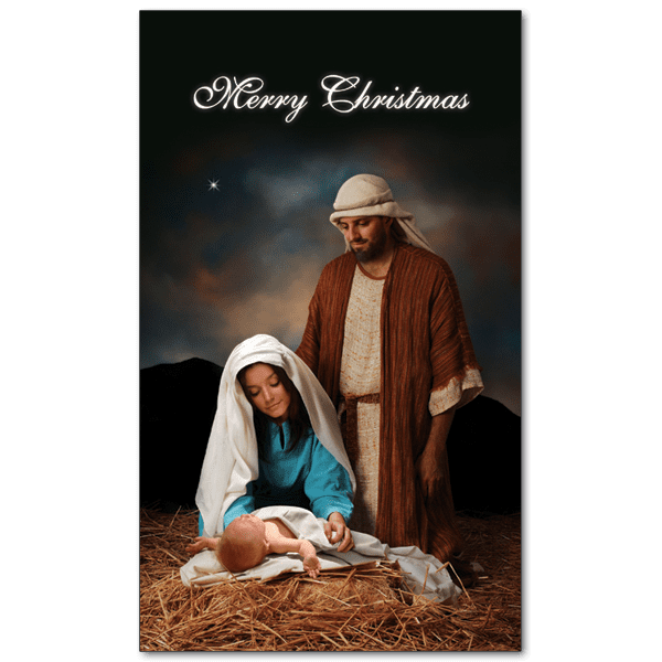 C381 - First Christmas
