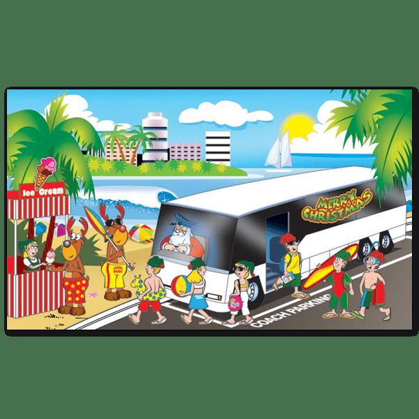 C396 - Beach Bus Trip