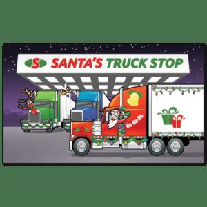 C397 - Santa's Truck Stop