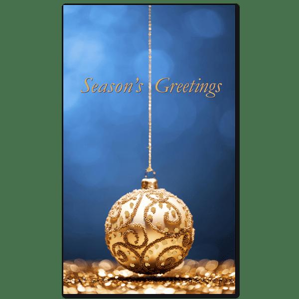 C414 - Golden Greetings