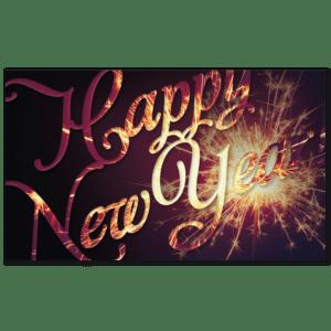 C422 - New Year Sparkler