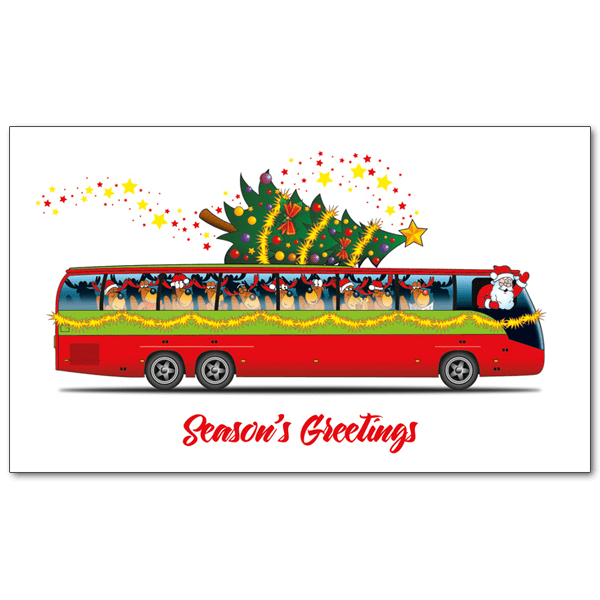 C429 - Christmas Bus Ride