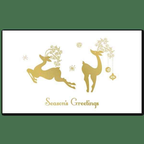 C452 - Golden Reindeer