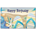 C762 - Seaside Wishes