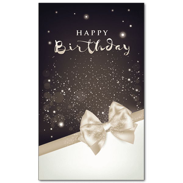 C769 - Birthday Sparkles