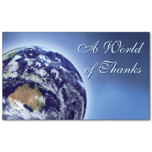 C784 - World Of Gratitude