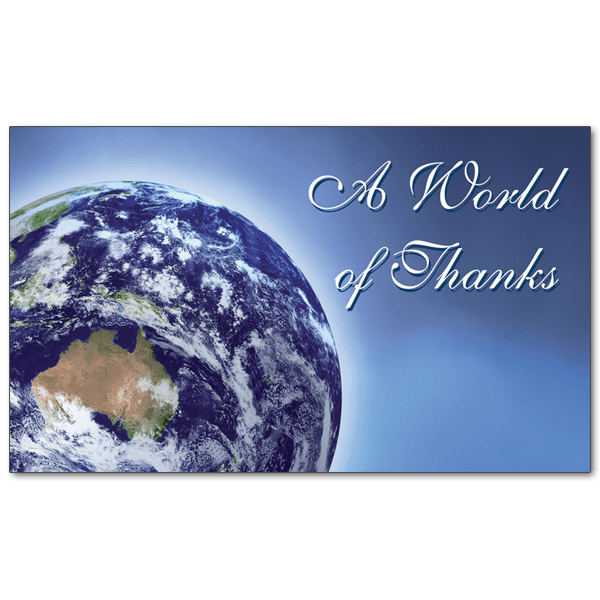 C784 - World Of Gratitude