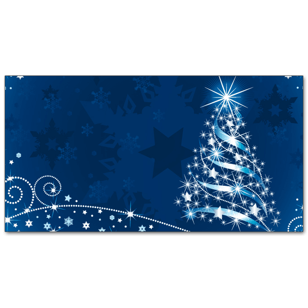 EC1 - Blue Tree E-Card
