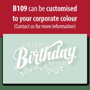 Retro Birthday (Green)