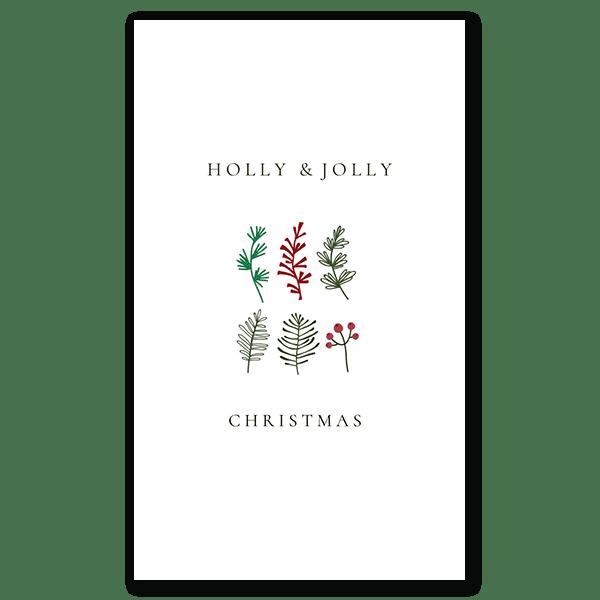 Holly & Jolly Christmas
