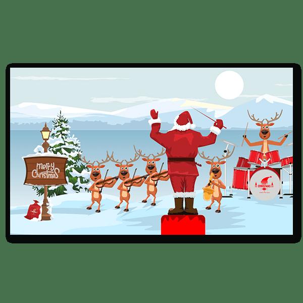 Santa's Symphony