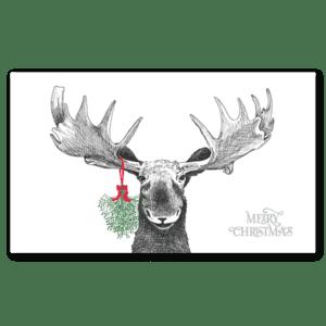 Moose (Gun Metal Foil)